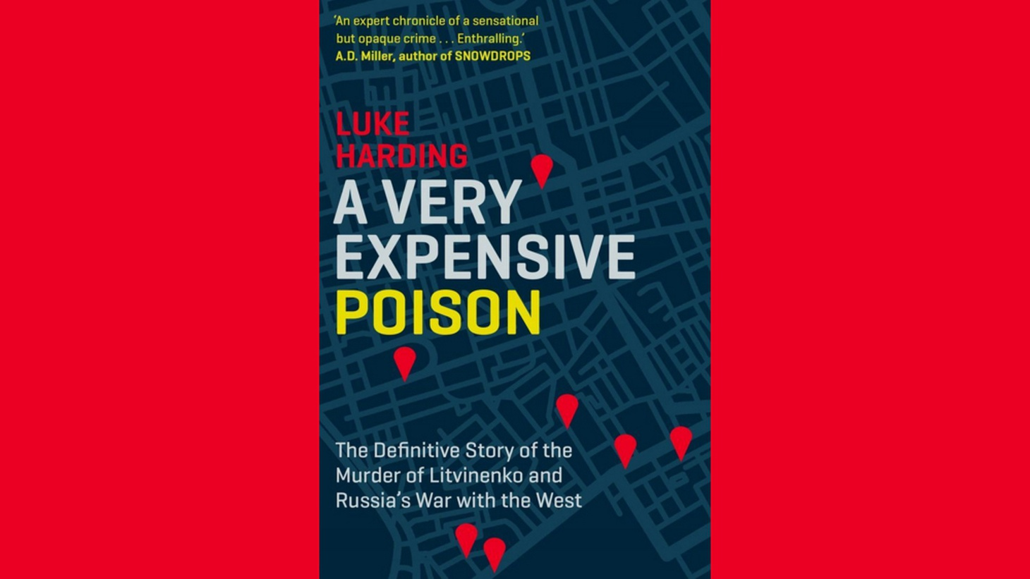 An exotic murder in London took years to solve, but the details are out, and we hear how radioactive poison killed one of Vladimir Putin's most outspoken critics.