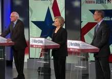 Previewing Tomorrow's Democratic Debate
