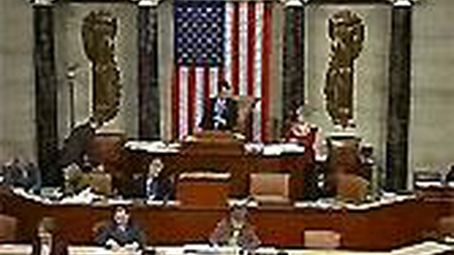 Congress has taken up where the Senate left off and has begun debate on the President's increase of troops in Iraq. By proposing only a non-binding resolution, the Democrats are getting heat from both the Left and the Right. How many Republicans will go along?  Does Congress have the power to cut off the money?  Plus, North Korea agrees to a phased shutdown of its nuclear program in exchange for aid and oil. On Reporter's Notebook, sea lions and dolphins may go on patrol against terrorist swimmers and divers.