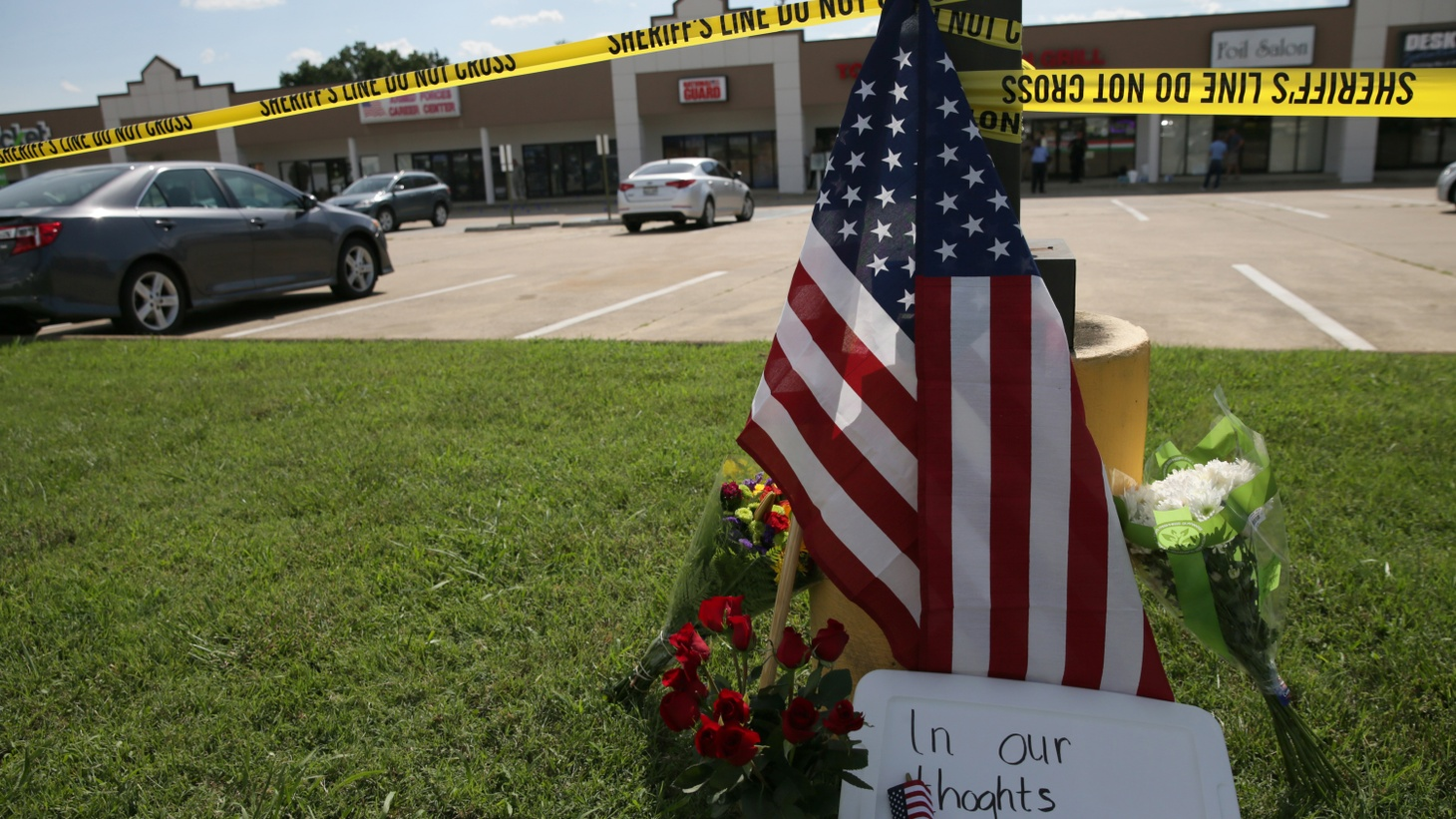 The FBI is conducting a massive investigation into last week's killing of four Marines and a sailor in Chattanooga, Tennessee. We hear what's known about the young, Muslim shooter and the potential impact of the incident in southern states that are rapidly changing.
