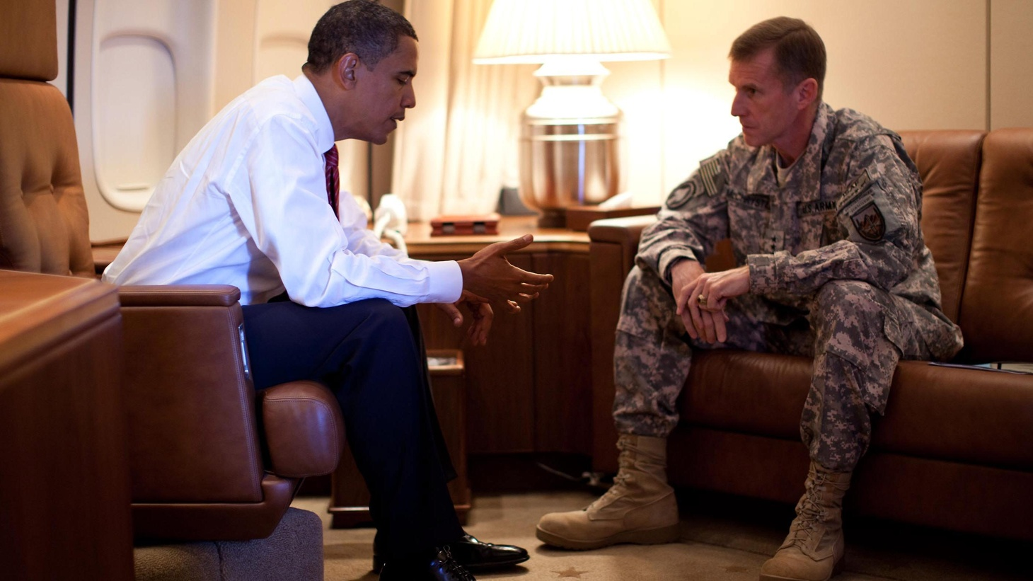 Barack Obama's hand-picked commander of troops in Afghanistan has apologized for trashing the President in Rolling Stone magazine. Should the Commander in Chief fire General Stanley McChrystal for disrespect and insubordination or keep him on board as too important to let go? Also, Fannie Mae and Freddie Mac are now fully owned and operated by the federal government, at a possible cost of $389 billion. Can US taxpayers afford to continue subsidizing home ownership, a federal policy since 1938?