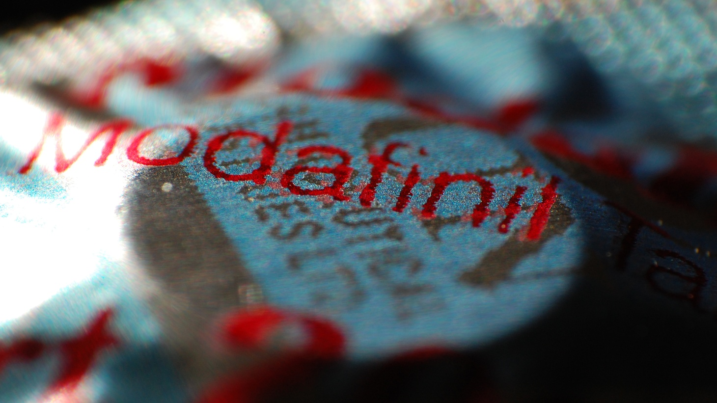 """College students, programmers, musicians, all sorts of people looking for an edge are finding it in a flood of new over and under the counter drugs that promise to make them faster, sharper, and more alert. We look at the rise of Modafinil and other """"smart drugs."""""""