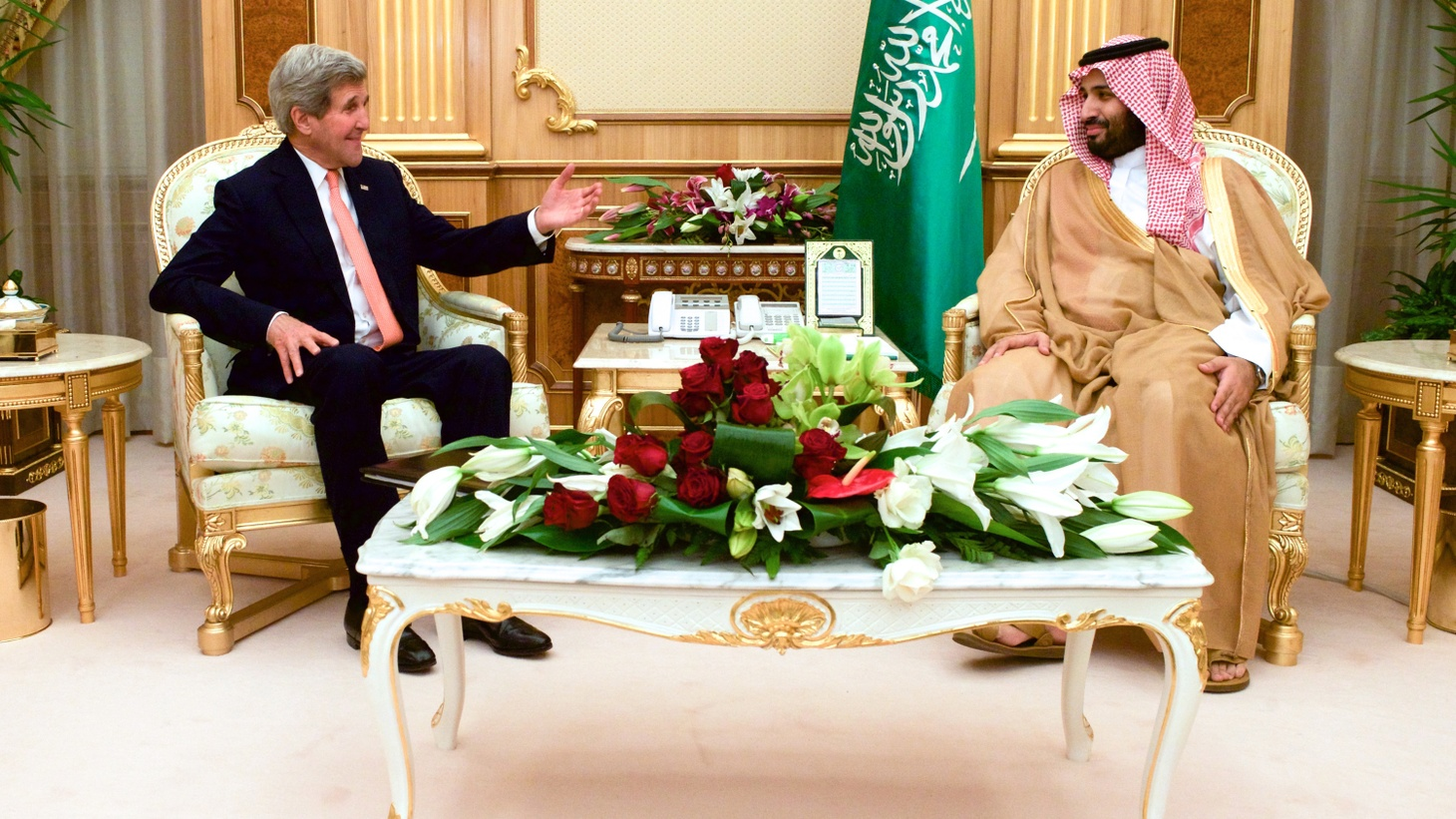 Saudi Arabia says it's leading a coalition of 34 Muslim nations in a fight against terror. That's welcome news to the US, but skeptics are asking if it's really as good as it sounds.
