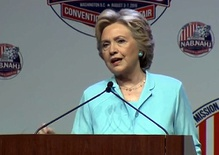 Hillary Holds First Press Conference in 2016