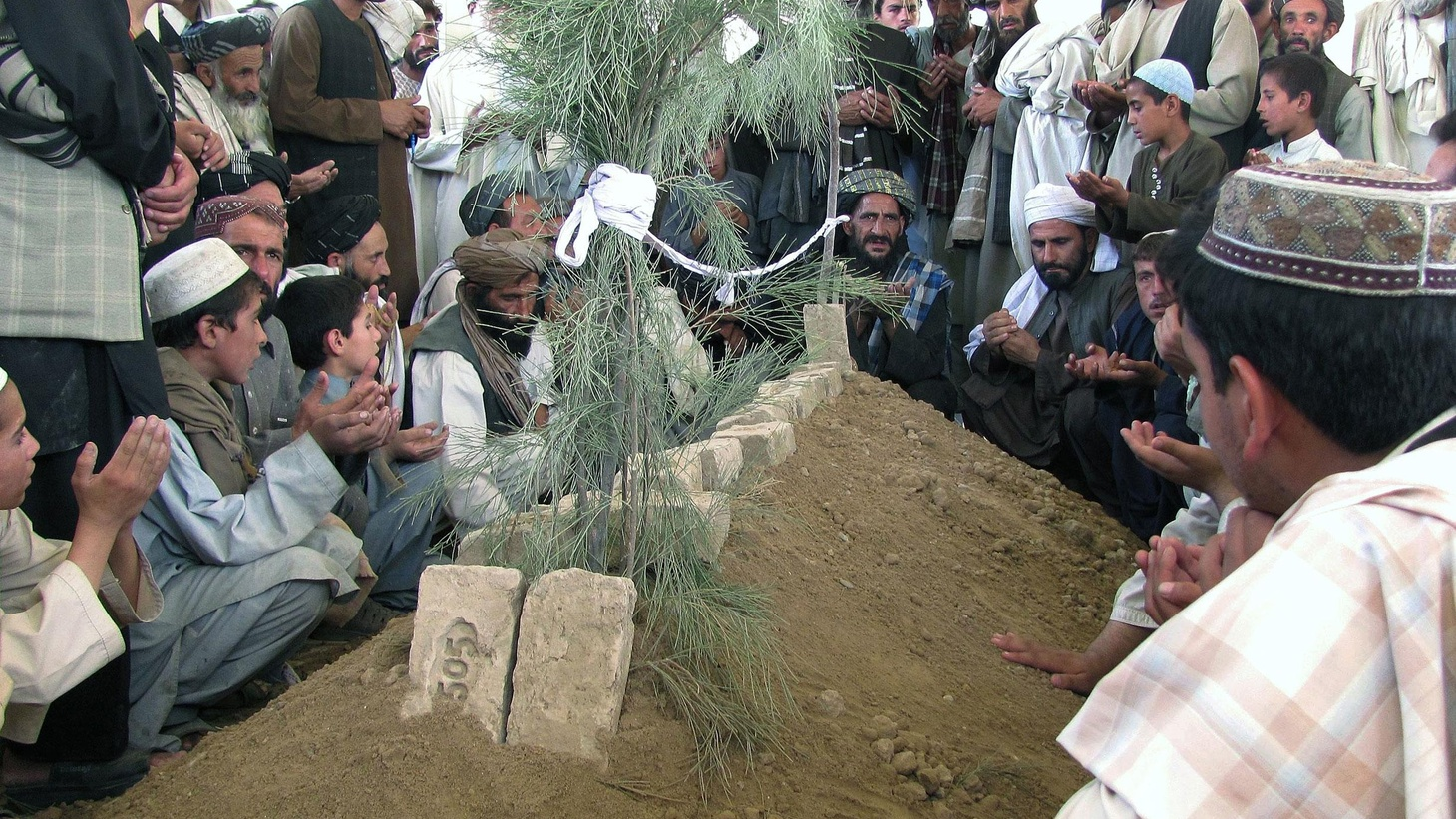 A suicide bomber struck mourners in Kandahar today, further evidence that Afghanistan faces increased violence and further destabilization since the assassination of President Karzai's half-brother...