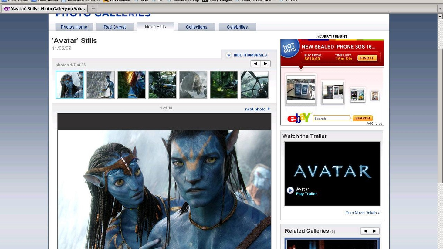 "James Cameron's Avatar is more than a 3-D blockbuster. The New York Times says it has ""burrowed into the cultural consciousness"" from the US to China. It's even accused of causing a heart attack in Taiwan. We hear from critics and fans. Also, a possible power shift at the Treasury  Department and Federal Reserve, and the Winter Olympics are scheduled to open three weeks from today.  Where's the snow?"