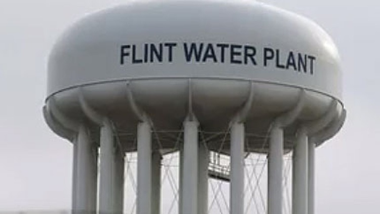 Four former city officials in Flint Michigan are facing criminal charges today over the city's water crisis, which exposed residents to dangerous levels of lead.