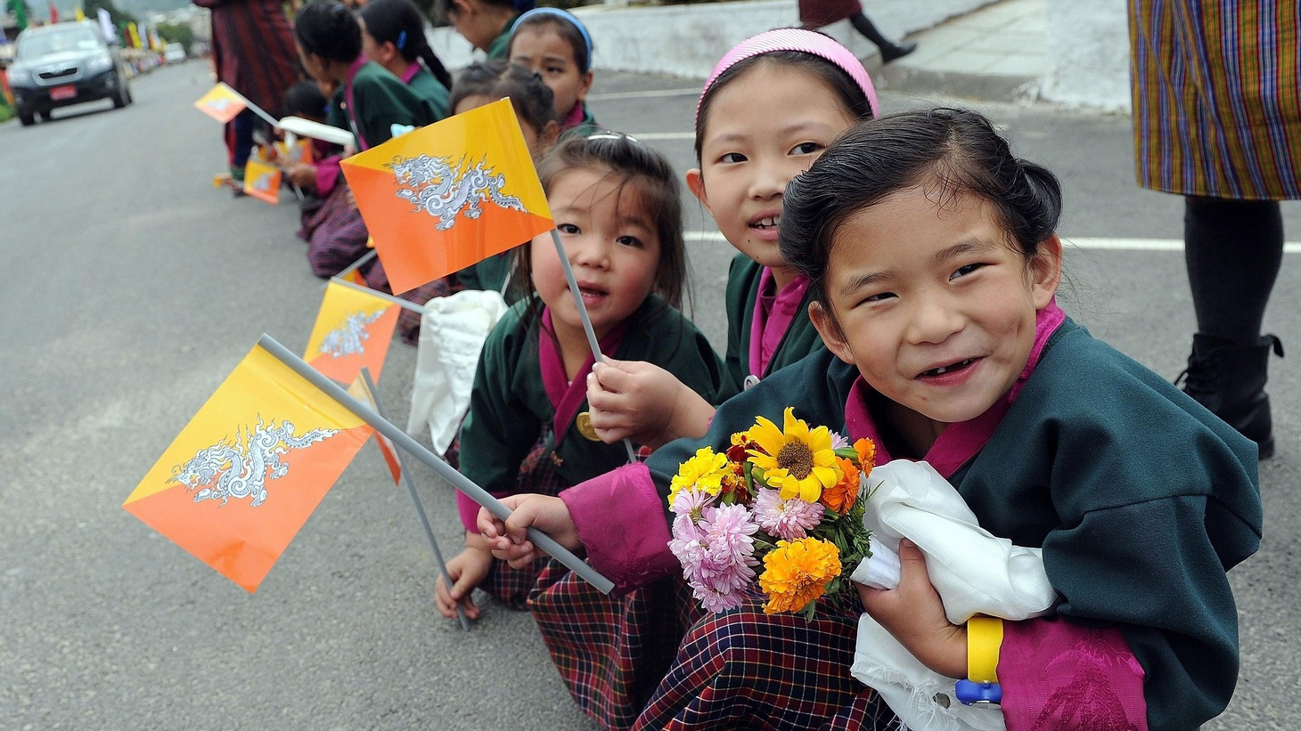 "The UN now has ""Happiness"" on the global agenda, a major achievement for the small Himalayan country of Bhutan. Which are the ""Happiest"" countries? Who decides?"