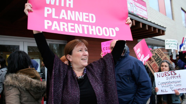 Senate Republicans took aim at Planned Parenthood yesterday in a vote that unfolded like a House of Cards episode.