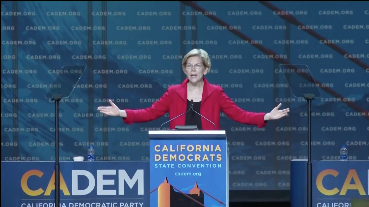 For the first time since 1972, California Democrats are positioned to make a difference. Fourteen candidates showed up for the party convention in San Francisco. When will they be back again?
