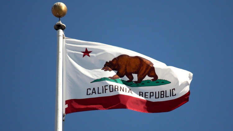California Gets Back into Presidential Politics
