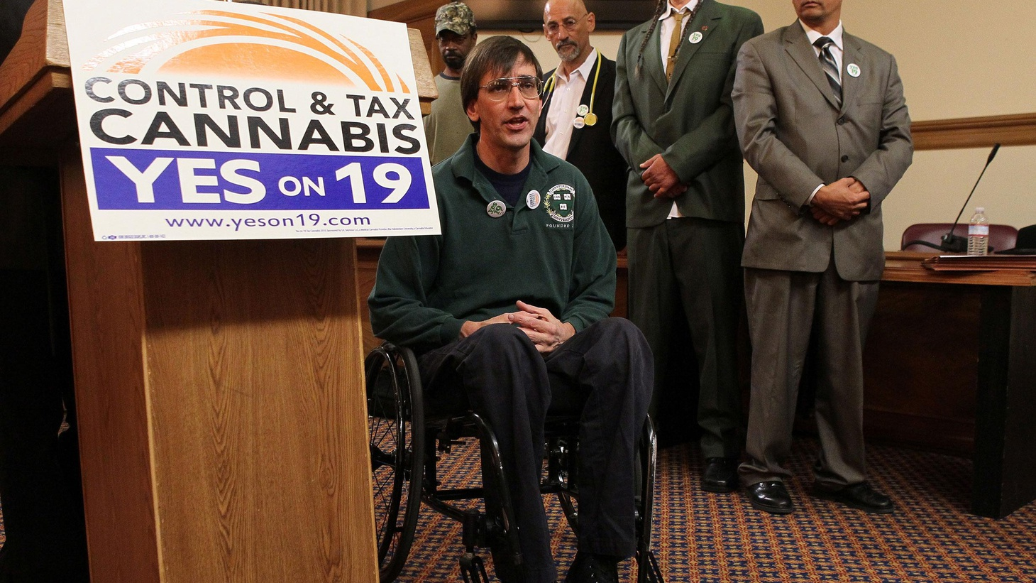 Will California be the first state to legalize pot? Will the Obama Administration reverse the will of the voters? Win or lose, what will Proposition 19 mean for the rest of the country? Also, WikiLeaks releases nearly 400,000 secret documents from the Iraq War, and a preview of a very unlikely world series.