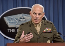 Can a general 'unchaos' the White House?