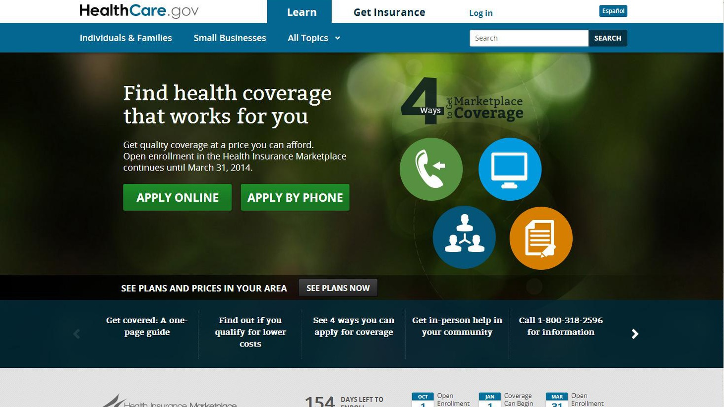 Healthcare.gov crashed again yesterday, despite promises to get the ACA site running smoothly. What's wrong? What could such problems mean for the rollout of Obamacare?