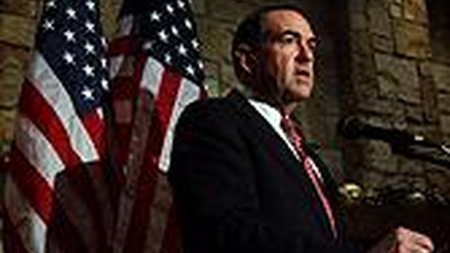 Former Baptist preacher Mike Huckabee leads Mitt Romney in Iowa, and in national polls, he's catching up to Rudy Giuliani. Also, difficulties in Bali and Washington over emissions and energy. On Reporter's Notebook, baseball stars and steroids: will there be asterisks on the records?