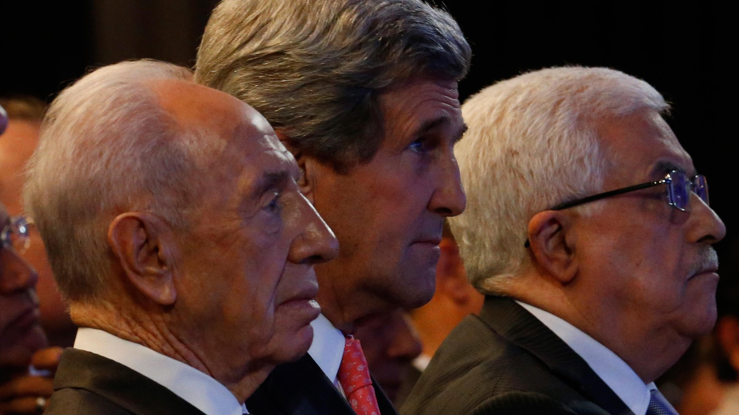 "One Israeli newspaper says John Kerry's efforts to renew Israeli-Palestinian talks will end in either a ""breakthrough"" or ""political humiliation."" We look at the prospects.."