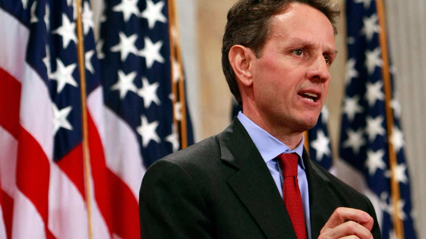 George W. Bush spent $350 billion to rescue financial institutions. Barack Obama wants $1.5 trillion. We hear how Treasury Secretary Tim Geithner describes the program and the promise of accountability and transparency. Also, the President takes his stimulus pitch to Florida and, just like Bush, Obama invokes state secrets in a case of extraordinary rendition.