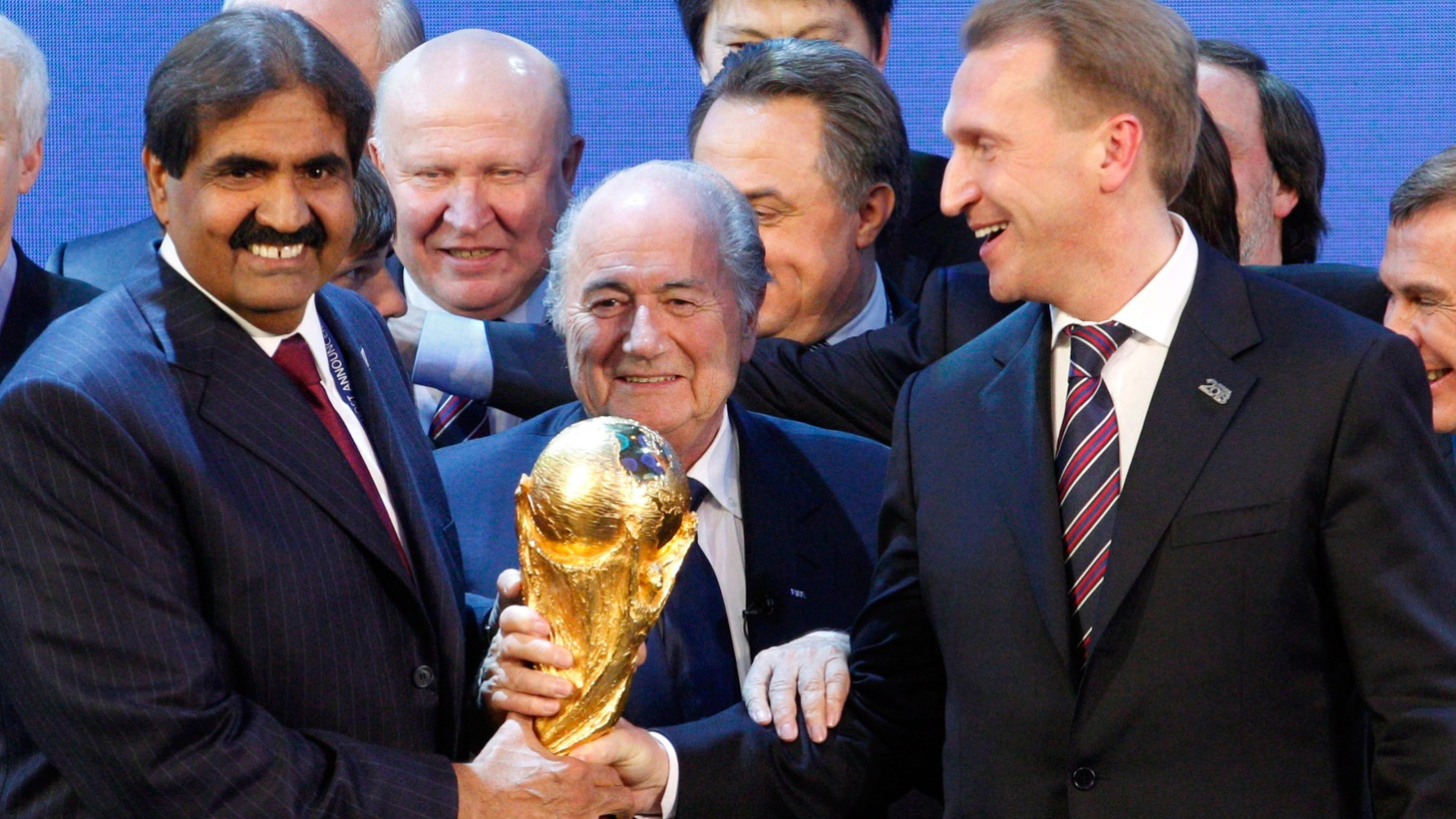 """The President of FIFA says this week's corruption charges bring """"shame and humiliation"""" to football. But he's not stepping aside despite calls for a change in leadership. With such deep roots in culture and with billions at stake, can the world's most beautiful game be cleaned up? We look at how the world is reacting to soccer's corruption scandal."""
