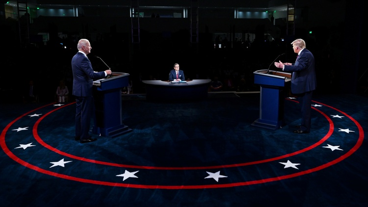 A new low for US presidential debates and election integrity