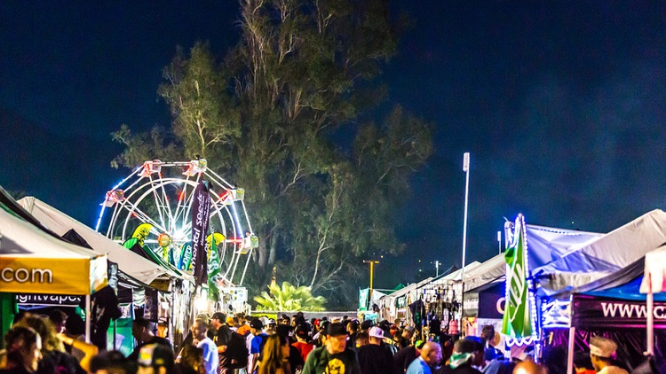 2016 Cannabis Cup Photo courtesy  Cannabis Reports   Nevada voters legalized recreational marijuana last November, and there was a sense of paranoia on the free bus from Las Vegas…