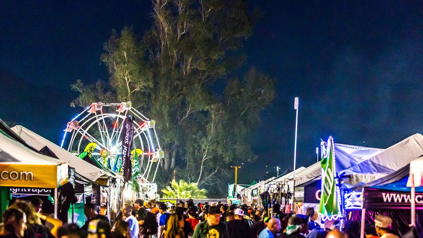 2016 Cannabis Cup Photo courtesy  Cannabis Reports    Nevada voters legalized recreational marijuana last November, and there was a sense of paranoia on the free bus from Las Vegas out to this year's  Cannabis Cup , a regular event held on a Native American Reservation. After all, the Trump Administration's new Attorney General, Jeff Sessions,…