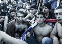 Outrage and Despair in Europe's Refugee Camps