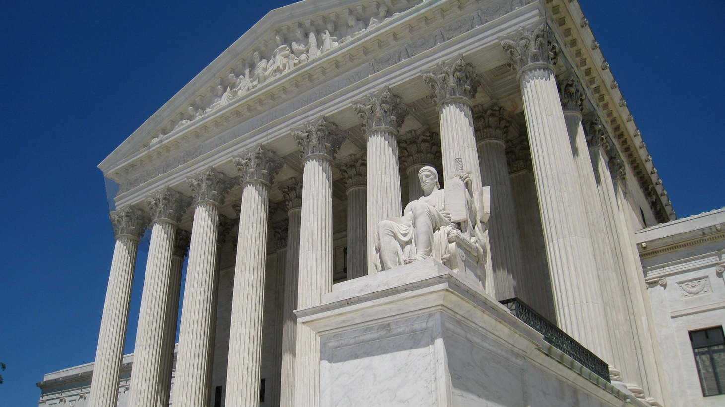After some notable 9 to 0 decisions this year, the nation's highest court closed out its term with two big rulings that were anything but unanimous. Today it was all about a familiar 5 to 4 split -- with a conservative majority.