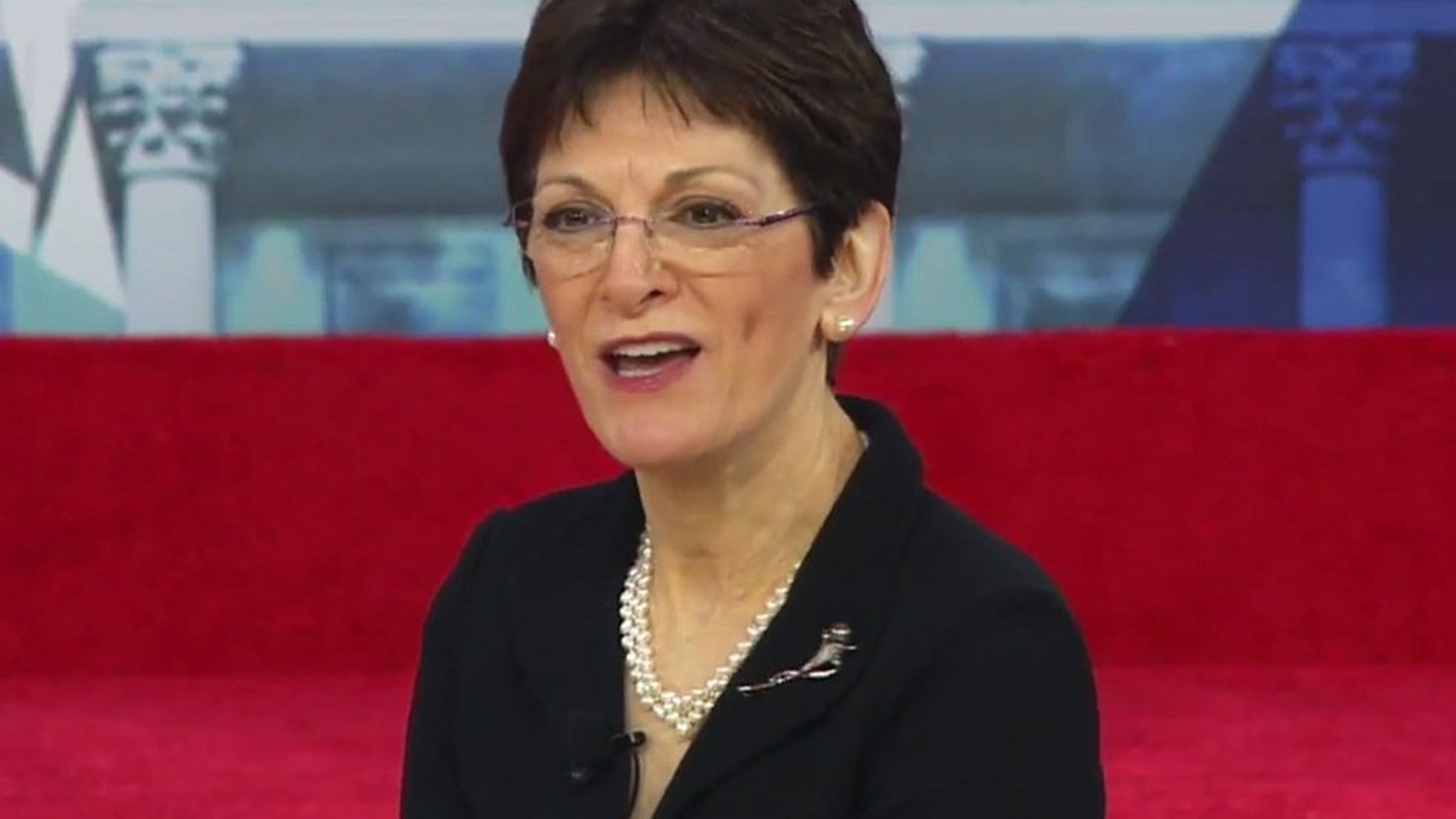 """Conservative columnist and political analyst Mona Charen was ready to fight at CPAC - the Conservative Political Action Conference. Now she says she was """"glad to be booed."""""""