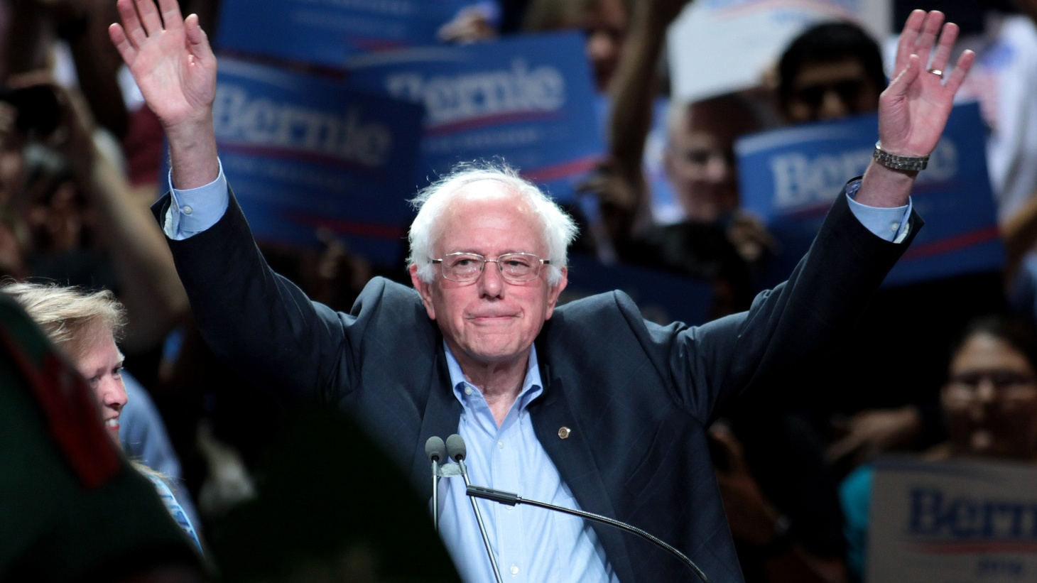 Against all odds, Bernie Sanders defeated Hillary Clinton yesterday in Michigan's Democratic primary. Maybe it's the economy again, stupid…just as Bill Clinton figured out in 1992. We hear what's next for a campaign that's a lot more competitive than anybody expected.