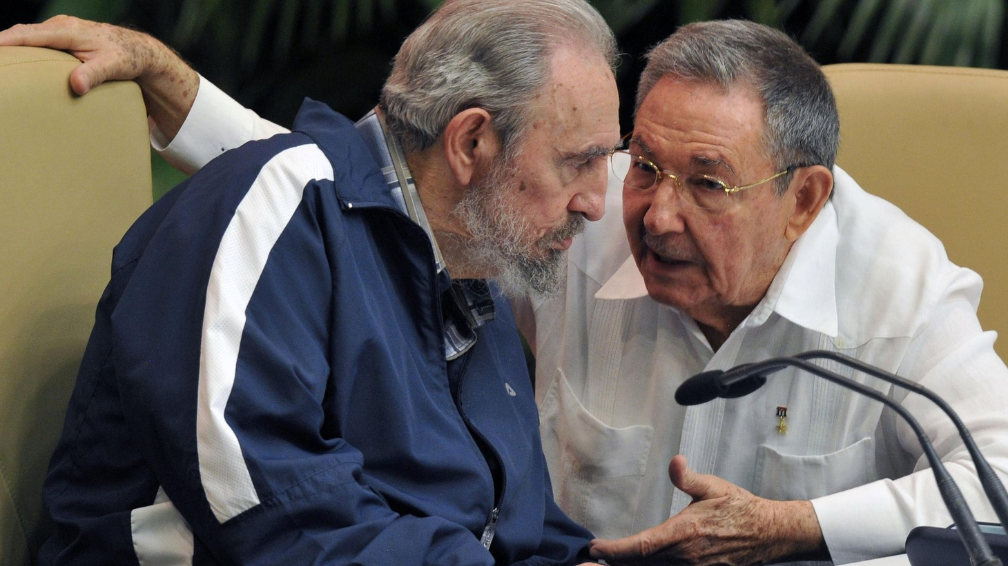 Cuba's dictatorship is the same age as those in the Middle East. But when Castro's cronies got a new lease on leadership, the next generation did not rise up in protest.