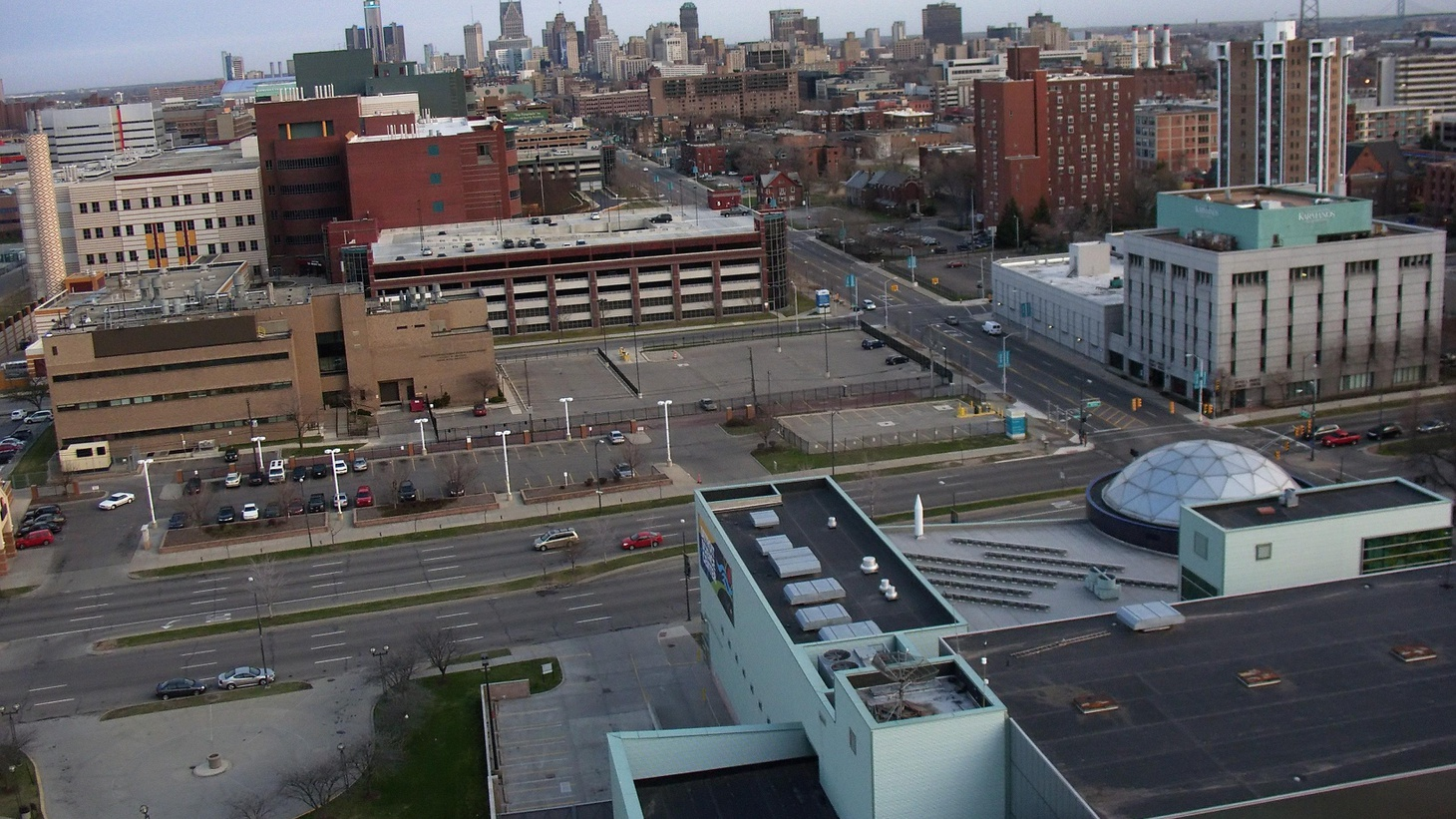 Detroit is America's poster child for urban decay. Can it be re-invented on a smaller scale? Could it become a model for urban restoration in other parts of the country?