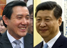 Taiwan's President Meets China's President for the First Time Ever