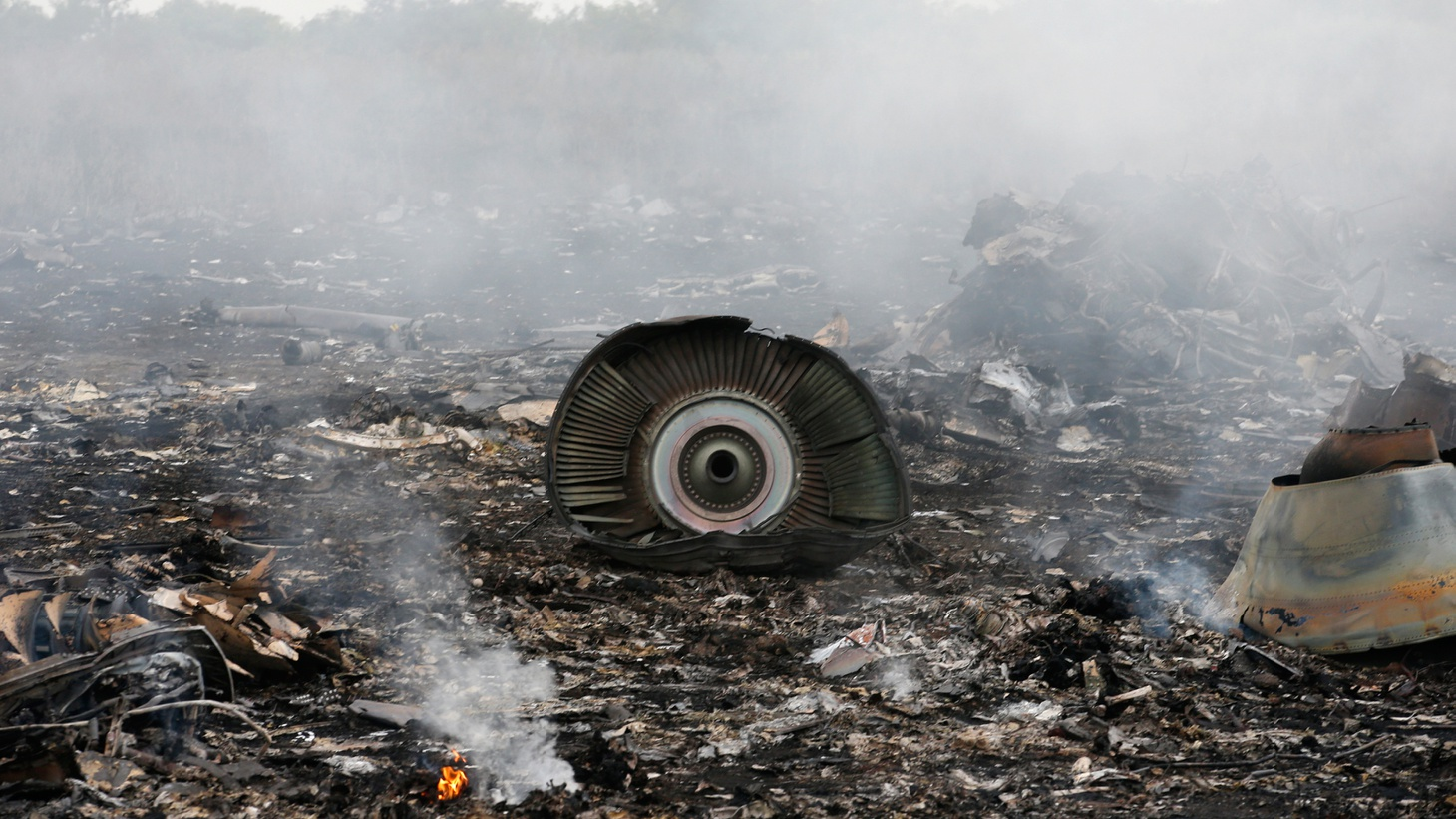 The President said it's too early to place the blame, but the US is raising tough questions about Russia's involvement in the Malaysian Boeing 777 shot down yesterday over Eastern Ukraine. We'll also give an update on Israel's invasion of Gaza.