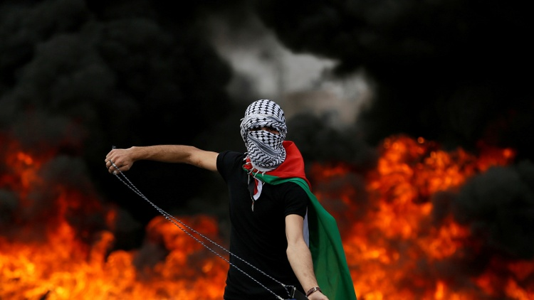 As the U.S. moved its embassy to Jerusalem, Israeli soldiers were killing unarmed protesters in Gaza.