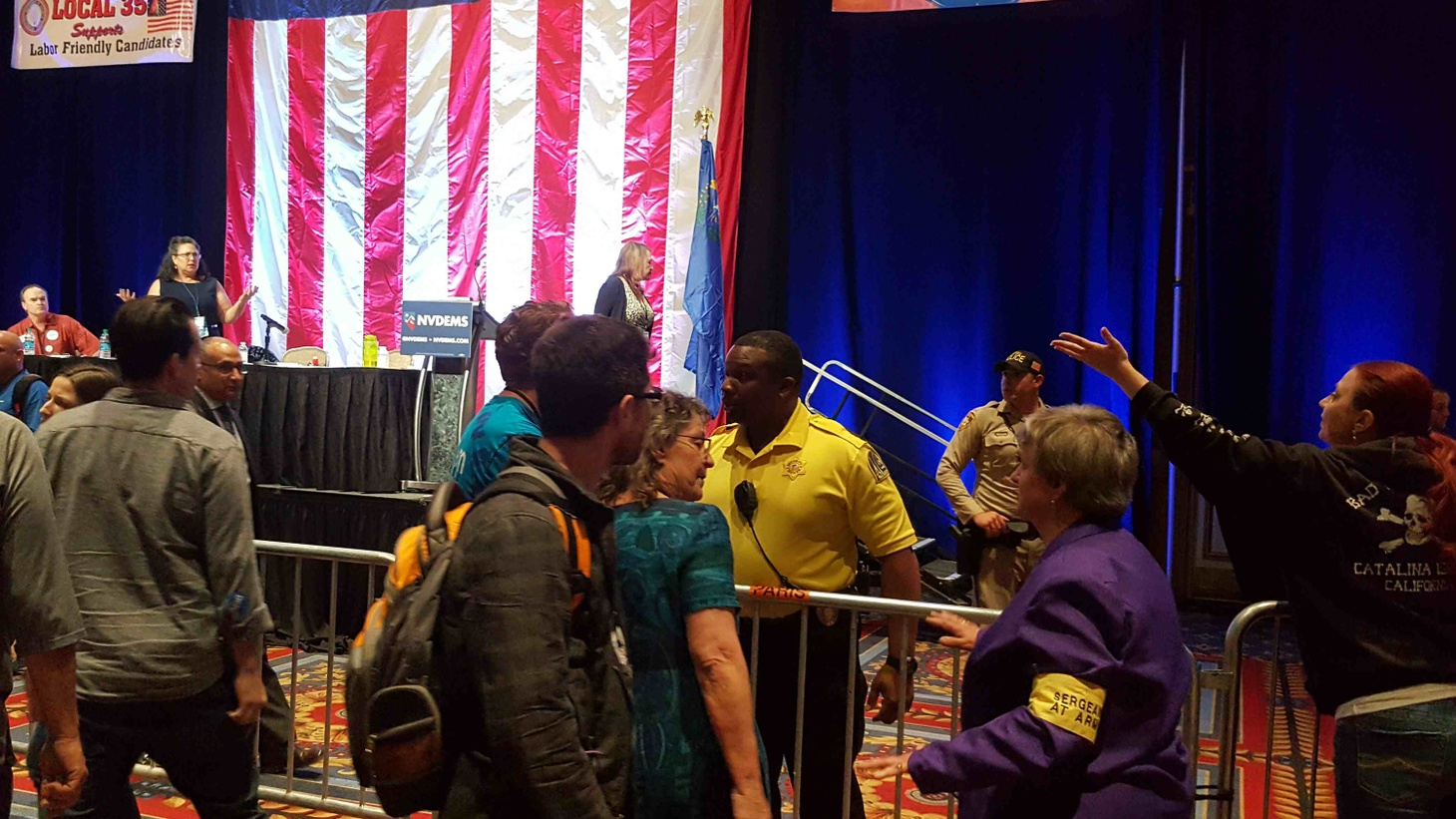 """Now that he looks like the nominee, Donald Trump has stopped saying the Republican process is """"rigged."""" But, as Bernie Sanders keeps winning states without closing the delegate gap, that's what his supporters are calling the Democratic process."""