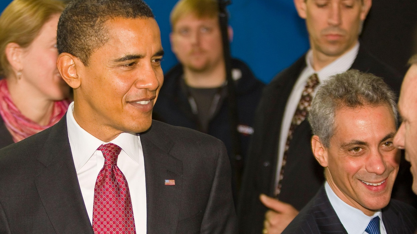 Chief of Staff Rahm Emanuel is expected to leave the White House tomorrow to campaign for Mayor of Chicago. Other key aides are departing as well. What will that mean for the Obama Administration, relations with Congress and public perception? Also, McDonald's balks at healthcare reform, and the world's top cyclist and performance enhancing drugs.