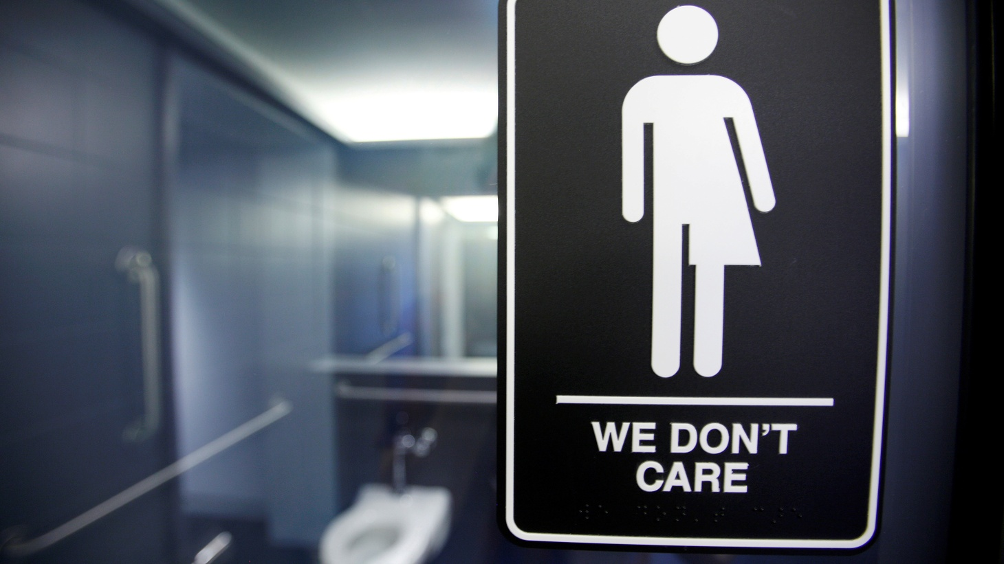 The US and North Carolina have sued each over the state's new law restricting public bathroom use by transgender people. It's a conflict between civil rights and states' rights with shades of the 1960's.