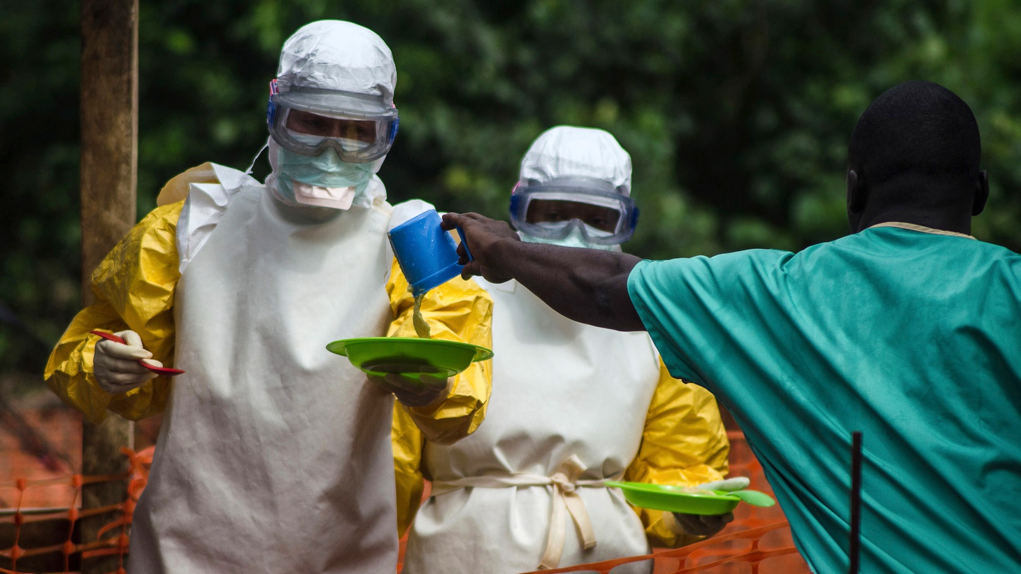 Almost 700 people have died, and more than a thousand have been infected, in the worst epidemic since the Ebola virus was discovered in 1976. We'll hear about a horrific disease with no cure, and West Africa's widespread fear, not just of Ebola, but also of Western doctors and their unfamiliar procedures.