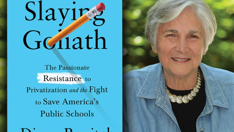 In 'Slaying Goliath,' former privatization supporter fights for public schools