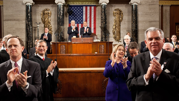 The State of the Union address to Congress is a tradition that's come and gone — for better or worse. Much depends on demands of the times.