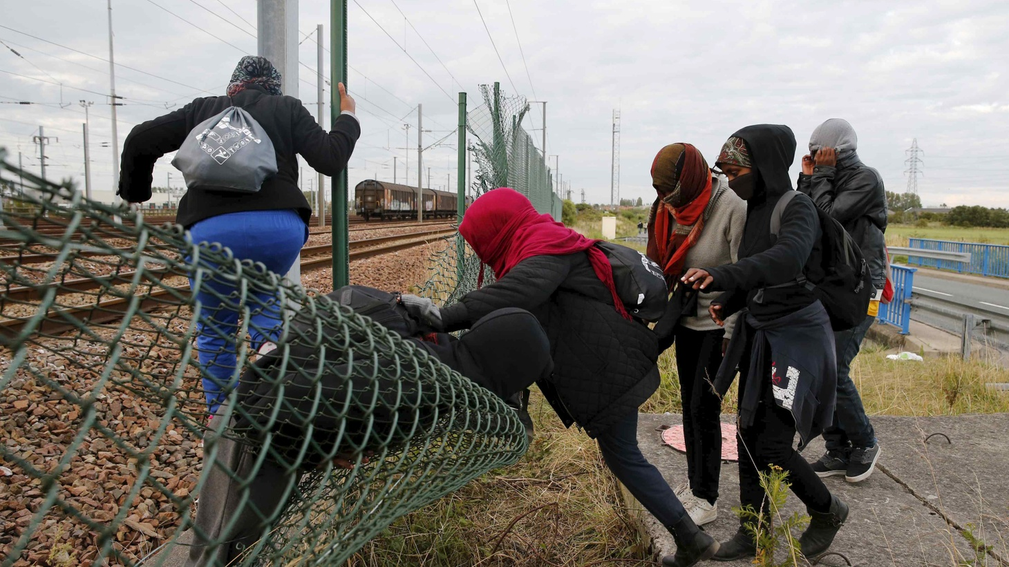 Greece, France, Italy and Germany are all trying to accommodate an increased flow of refugees fro Syria, Eritrea, Afghanistan and other countries. We focus on England as a microcosm of the migration crisis facing the European Union.