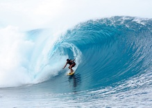 One Writer's Search for the Perfect Wave