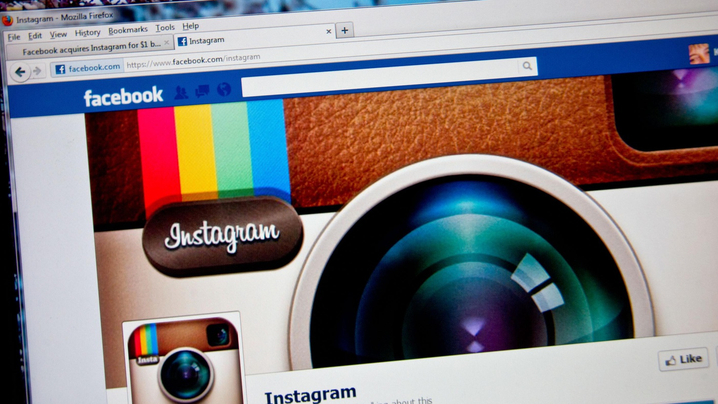 Instagram has emerged as a kind of anti-Facebook. Now that Facebook is buying Instagram for a billion dollars, what changes might be in store for the online universe?
