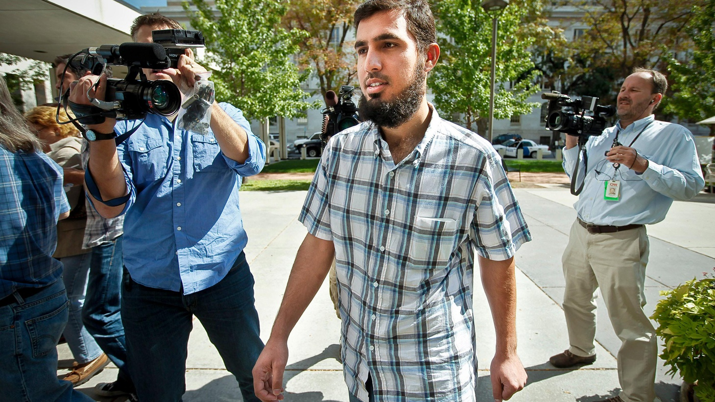 It is being called one of the most serious terrorist threats since 9/11. Najibullah Zazi, a 24-year¬old Afghan entered a plea of 'not guilty' this week to charges of conspiracy to use weapons of mass destruction. His arrest came amidst a number of other terror related cases. How serious were these threats? Are they the result of improved law enforcement? What role did the Patriot Act play? Also, the US and its allies talk to Iran about its nuclear program. On Reporter's Notebook, could massive earthquakes thousands of miles apart impact other faults around the globe? Conan Nolan guest hosts.
