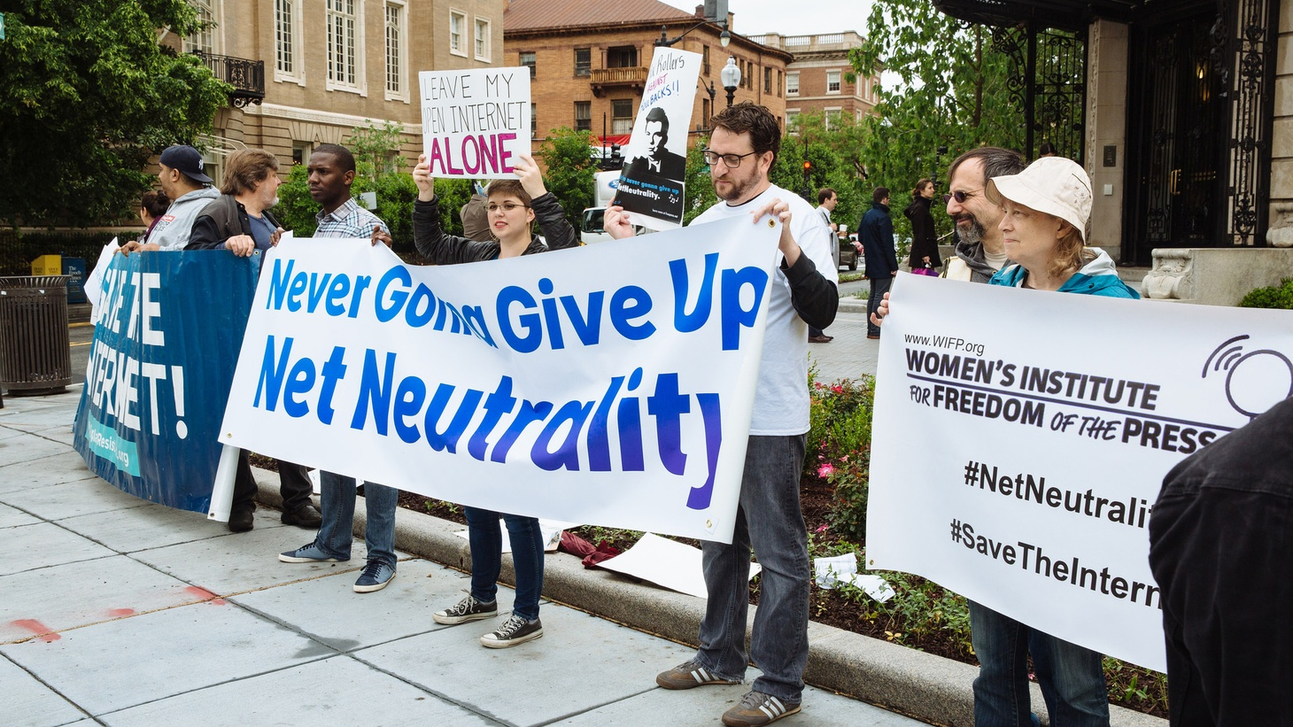 """The FCC's received 22 million comments on its proposal to eliminate """"net neutrality"""" for Internet access. Now the public comment period's over, and a final decision is likely to come very soon. We hear why a regulatory issue has generated so much interest and what the potential consequences might be for Internet users every day."""