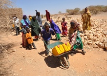 Fighting back famine in Somalia, South Sudan, Nigeria and Yemen
