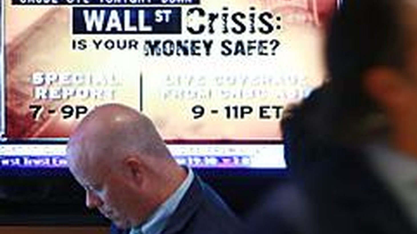 Lehman Brothers is bankrupt; Merrill Lynch will be bought by the Bank of America. With stocks plunging, Wall Street is watching to see what will happen next. Bush, Obama, McCain, Biden and Palin are all talking about limiting damage and preventing another financial catastrophe. Also, an update the disaster on the Gulf Coast.