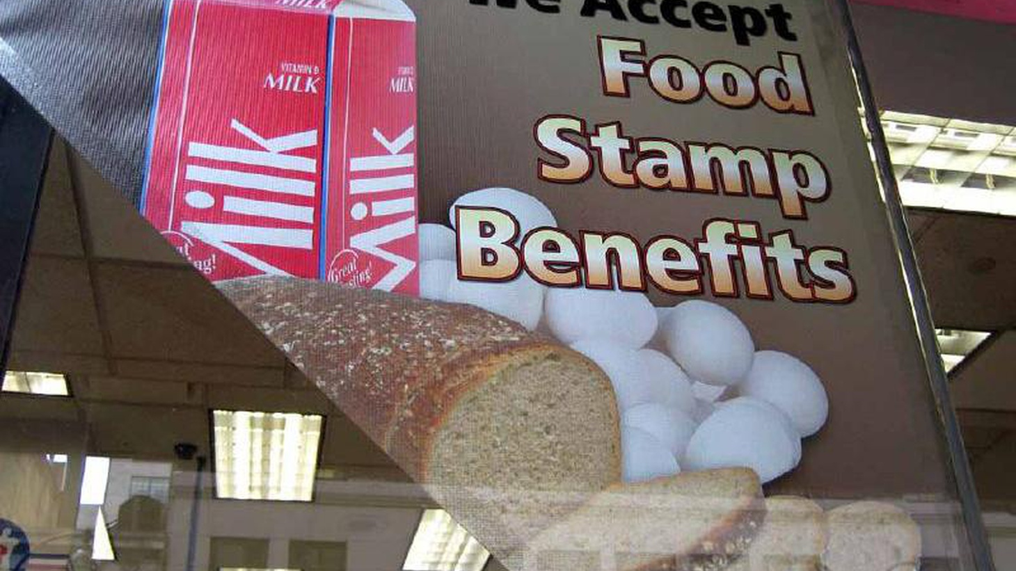 Friday's $5 billion cut in the Food Stamp program raises questions. Can a family of 4 eat on $632 a month? Why are 48 million people on Food Stamps in the first place?