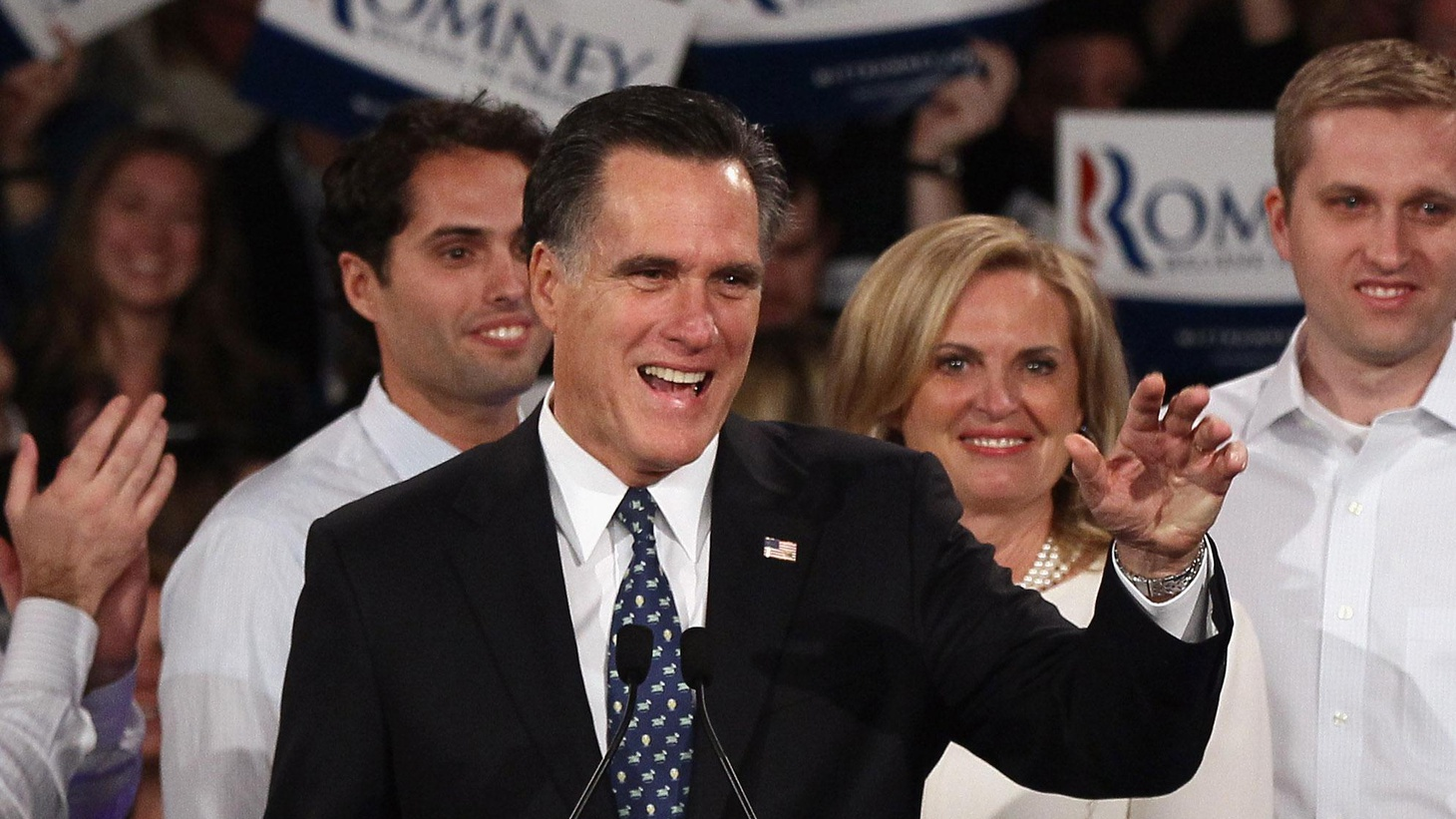 Mitt Romney is two for two leading into South Carolina, where Gingrich, Perry, Santorum and Paul are ready to give him trouble. But GOP power brokers and fundraisers are...
