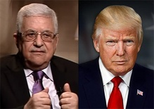 Future of the Palestinians as Trump welcomes Abbas